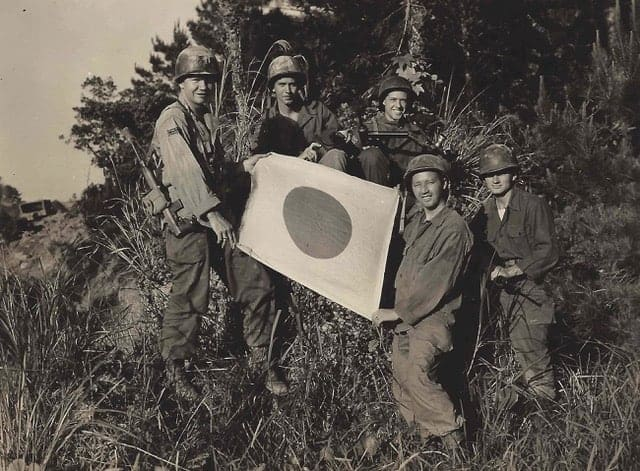 Japanese Flag Crew