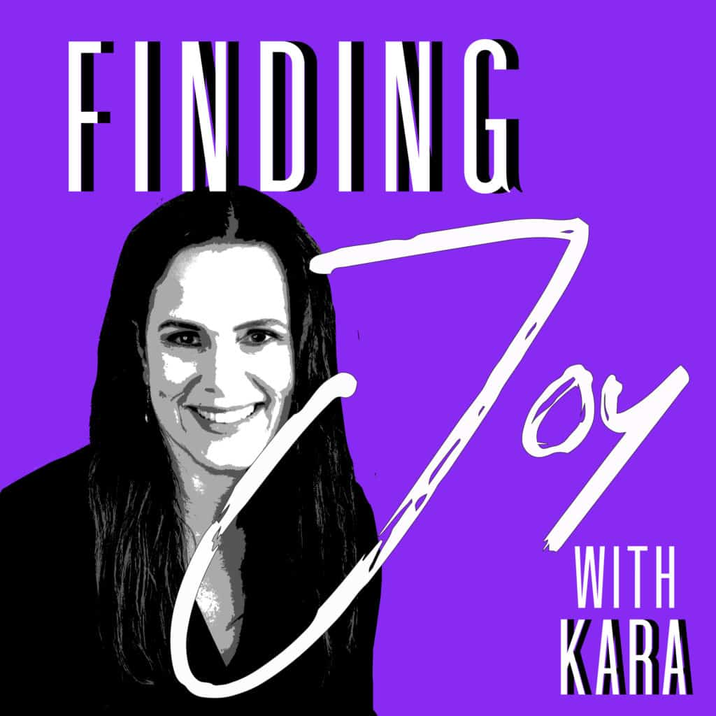 Finding Joy Podcast Artwork