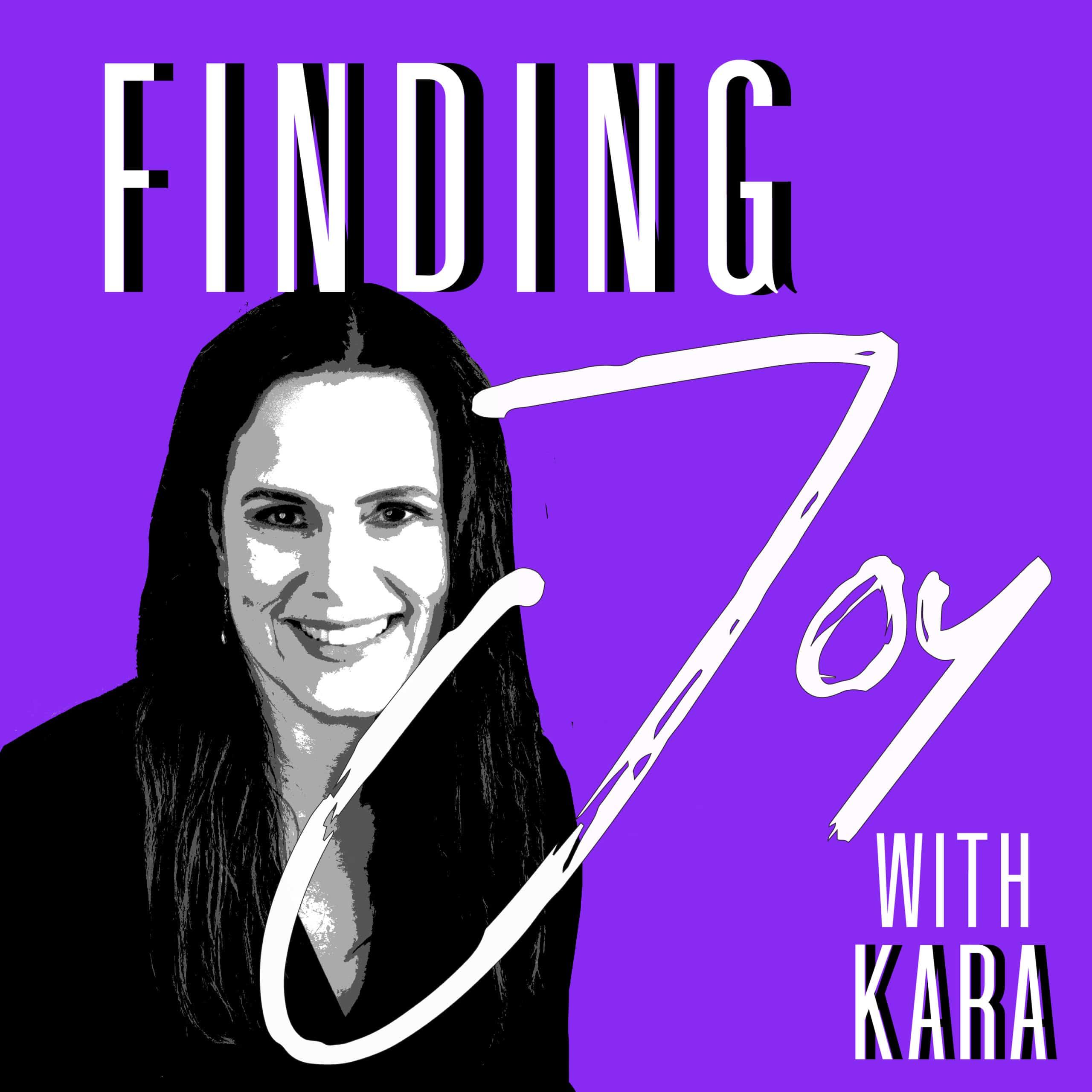 Finding Joy Podcast Artwork