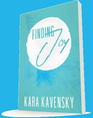 Kara Kavensky Book Cover 320