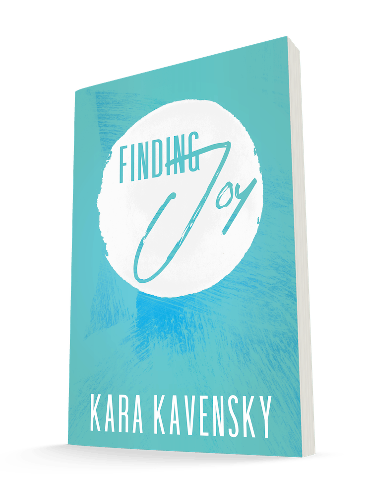 Finding Joy Book Cover